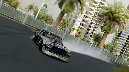 HOONIGAN DRIFT